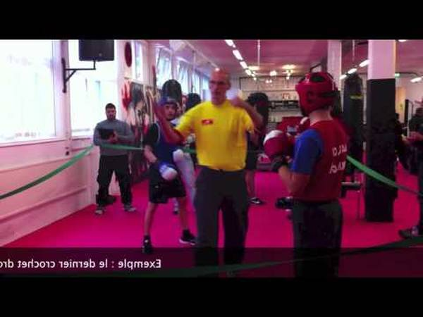Formation Boxe Training