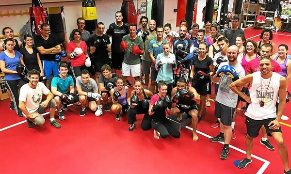 boxe pied poing le havre